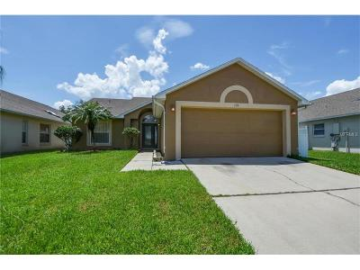 Kissimmee Single Family Home For Sale: 128 Thornbury Drive