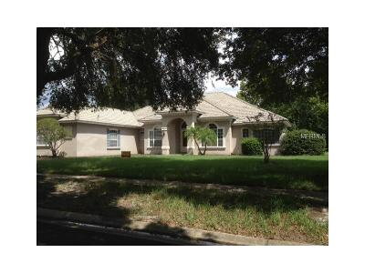 Single Family Home For Sale: 9525 Castleford Point