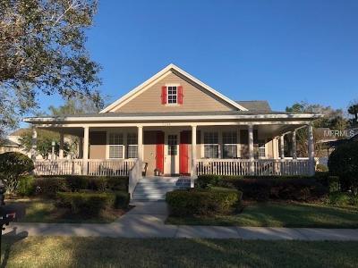 Celebration Single Family Home For Sale: 1244 Celebration Avenue