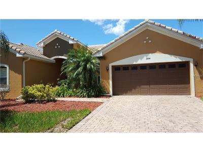Kissimmee Single Family Home For Sale: 3904 Port Sea Place
