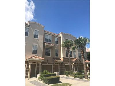 Orlando Townhouse For Sale: 5027 Tideview Circle #40