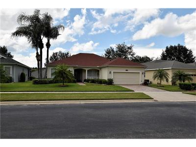 Clermont Single Family Home For Sale: 1014 Hidden Bluff