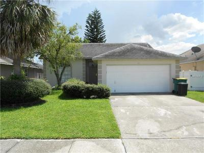 Kissimmee Single Family Home For Sale: 787 Country Woods Circle