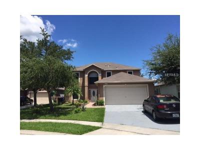 Kissimmee Single Family Home For Sale: 2407 Kesler Court
