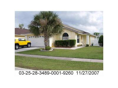 Kissimmee Rental For Rent: 3198 Bear Path