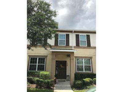 Windermere FL Townhouse For Sale: $179,000