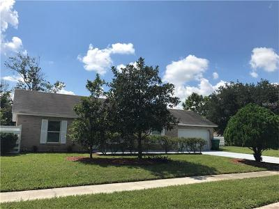Winter Springs Single Family Home For Sale: 635 Murphy Road