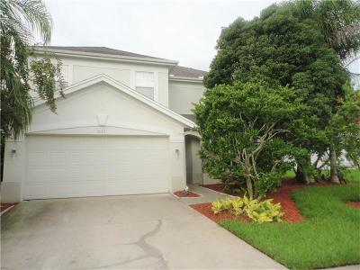 Kissimmee Single Family Home For Sale: 1655 The Oaks Boulevard