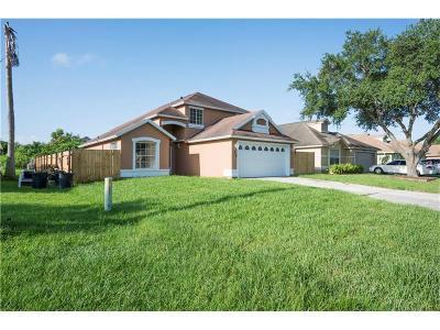 Kissimmee Single Family Home For Sale: 329 Oceanside Court