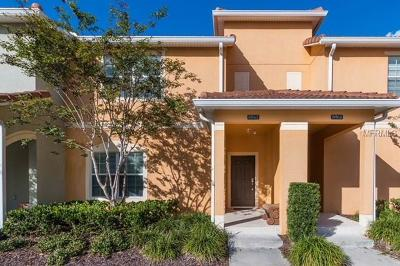 Kissimmee Townhouse For Sale: 8963 Cat Palm Road