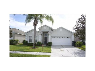 Kissimmee Single Family Home For Sale: 8128 Sun Palm Drive