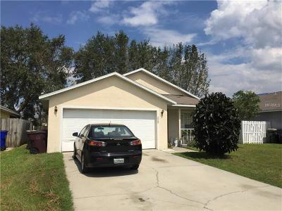 Saint Cloud Single Family Home For Sale: 2945 Summer Winds Circle