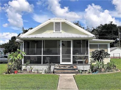 Saint Cloud Single Family Home For Sale: 503 New York Avenue
