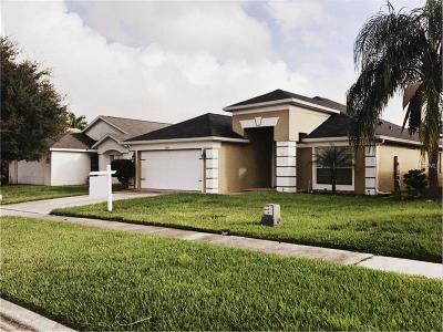 Kissimmee Single Family Home For Sale: 3190 Whooping Crane Run