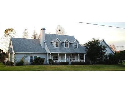 Saint Cloud Single Family Home For Sale: 1660 Justin Matthew Way