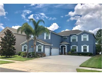 Orlando Single Family Home For Sale: 14644 Crosston Bay Court