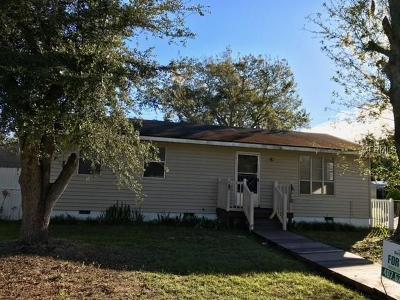 Kissimmee Single Family Home For Sale: 1209 N Palm Avenue