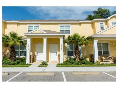 Clermont Townhouse For Sale: 1512 Tranquil Avenue