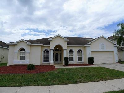 Davenport FL Single Family Home For Sale: $339,000