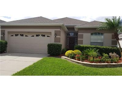 Kissimmee Single Family Home For Sale: 187 Westmoreland Circle