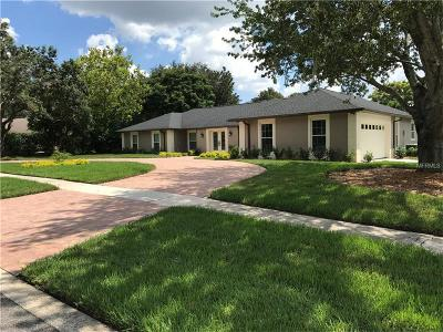 Orlando Single Family Home For Sale: 8998 Levalley Court