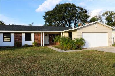 Winter Park Single Family Home For Sale: 3205 Thistle Hill Drive #1