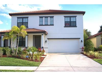 Kissimmee Single Family Home For Sale: 2908 Casabella Drive