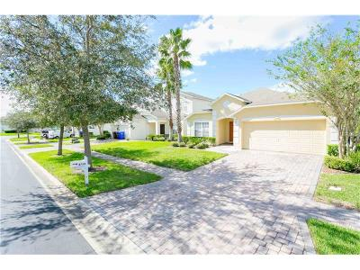Kissimmee Single Family Home For Sale: 4758 Cumbrian Lakes Drive