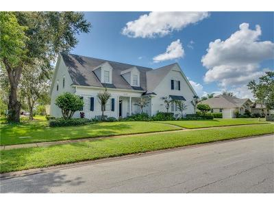 St Cloud, Saint Cloud, St. Cloud Single Family Home For Sale: 5210 Hammock Circle