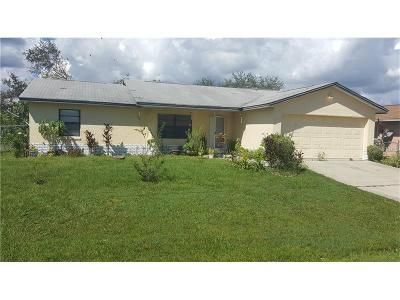 Kissimmee Single Family Home For Sale: 257 Cranbrook