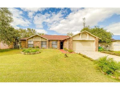 Kissimmee Single Family Home For Sale: 1117 Doncaster Court