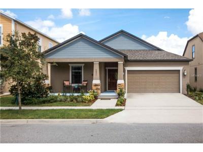 Single Family Home For Sale: 6825 Habitat Drive