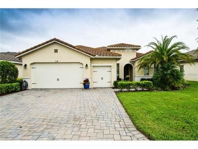 Clermont, Davenport, Haines City, Winter Haven, Kissimmee, Poinciana Single Family Home For Sale: 112 Casavista Drive