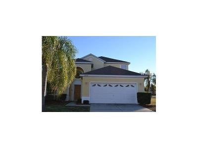 Kissimmee Single Family Home For Sale: 8069 King Palm Circle