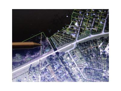 Orange County, Osceola County Residential Lots & Land For Sale: Nova Road