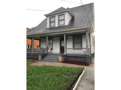 Daytona, Daytona Beach, Daytona Beach Shores, De Leon Springs, Flagler Beach Single Family Home For Sale: 836 S Ridgewood Avenue