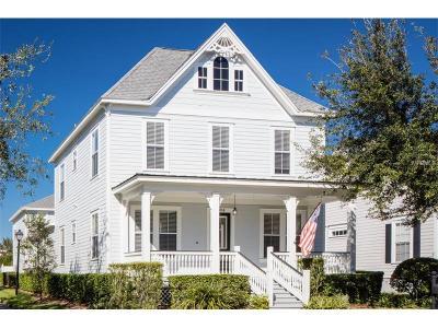 Celebration, Harmony, Kissimmee, Saint Cloud Single Family Home For Sale: 1058 Banks Rose Street