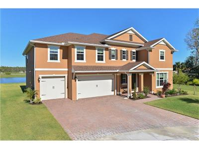Kissimmee Single Family Home For Sale: 4901 Whistling Wind Avenue