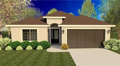 Saint Cloud Single Family Home For Sale: 3448 Harlequin Drive