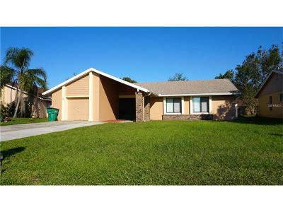 Kissimmee Single Family Home For Sale: 3 Country Club Court