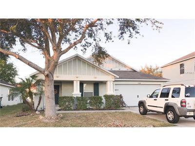 Kissimmee Single Family Home For Sale: 3516 Warbler Way