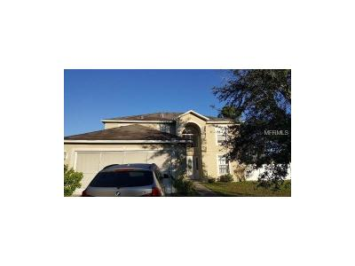 Kissimmee Single Family Home For Sale: 864 Ognon Court