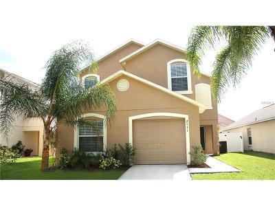 Kissimmee Single Family Home For Sale: 2531 Hamlet Lane