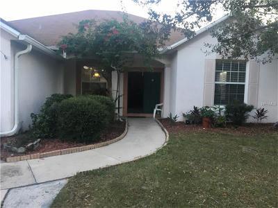 Orlando Single Family Home For Sale: 9966 Burgundy Bay Street