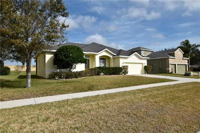 Clermont Single Family Home For Sale: 3456 Tumbling River Drive