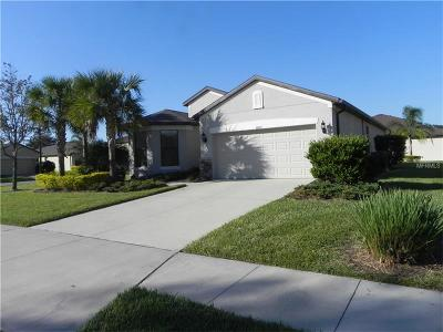 Bradenton Single Family Home For Sale: 6805 49th Drive E