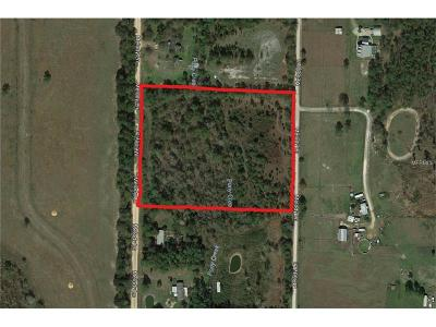 Polk City Residential Lots & Land For Sale: Melody Lane