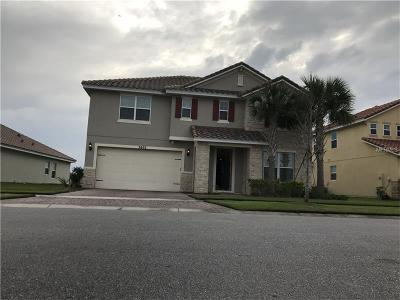 Kissimmee Single Family Home For Sale: 3802 Carrick Bend Drive