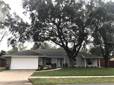 Oviedo Single Family Home For Sale: 462 Timberwood Trail
