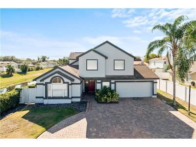 Kissimmee Single Family Home For Sale: 1452 Woodcrest Boulevard